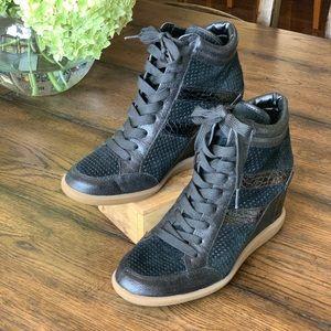 Sam Edelman Bolton Wedge Sneakers
